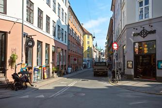 Klosterstræde, Indre By, København K