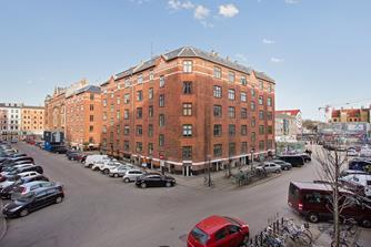 Søllerødgade, Høj stue, København N